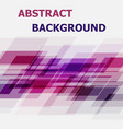 abstract purple and pink geometric overlapping vector image