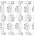 dots pattern 20 vector image vector image
