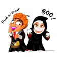 Halloween Kids vector image vector image