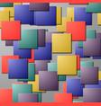 futuristic hexagon futuristic hexagon hud vector image vector image