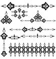 oriental ottoman design three version