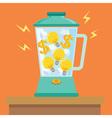 Idea Money Mix vector image vector image