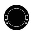banner stamp symbol vector image