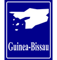 Guinea Bissau vector image vector image