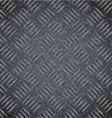 Metal dark gray texture background vector image