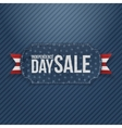 Independence Day Sale national Tag vector image