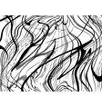 abstract white and black marble texture vector image
