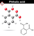 Phthalic acid molecule