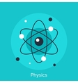 physics vector image