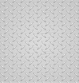 Light metal texture background vector image vector image
