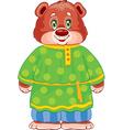 Bear vector image vector image