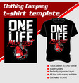 t-shirt template fully editable with boxing gloves vector image
