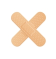Aid Band Plaster Strip Medical Patch vector image
