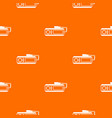 radio taxi pattern seamless vector image vector image