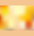 abstract autumn season orange and yellow bright vector image
