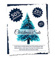 abstract christmas tree sale designs