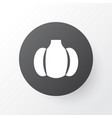gourd icon symbol premium quality isolated vector image