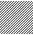 black white striped fabric texture seamless vector image vector image
