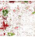 color grainy texture vector image