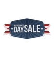 Independence Day Sale paper Banner vector image vector image