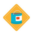 construction tool isolated icon vector image vector image