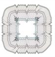 watermark 6 vector image vector image