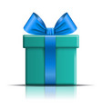 gift box icon open surprise present template vector image vector image