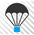 Parachute Eps Icon vector image vector image