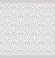 floral ottoman turkish style classic islamic vector image