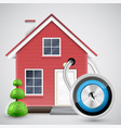 home security vector image vector image