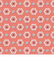 Vintage Graphic Seamless Pattern vector image