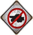 Street Warning Signs 3 vector image vector image