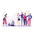 school bullying mockery teenagers teenage vector image vector image