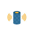 smart speakers icon simple element from