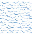 abstract seamless pattern of waves design for vector image