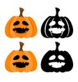 Halloween Pumkins vector image vector image