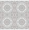 seamless doodle pattern ethnic motives zentagl vector image