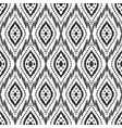 tribal seamless background vector image vector image