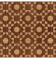 woodcarving background vector image vector image