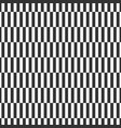 abstract monochrome pattern rectangles vector image vector image