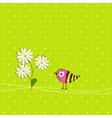Scrapbook bird card template