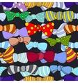 colorful tie vector image vector image
