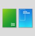creative of minimal geometric vector image