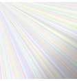 sunlight background - design from rays vector image vector image