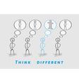 think different 2d vs 3d