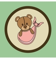 baby toys design vector image