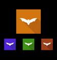 bats vector image vector image