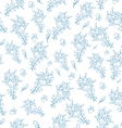 Delicate Pattern vector image