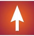 Paper Arrow Cursor vector image vector image