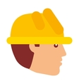 professional construction isolated icon design vector image vector image